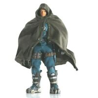 SP-CBL-C: 1/12 Wired Hooded Cape for Marvel Legends, Mezco Cable (No Figure)