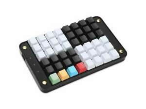 Koolertron Single-Handed Programmable Mechanical Keyboard