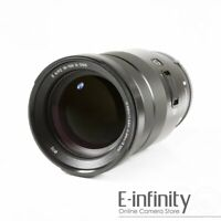 NEW Sony E PZ 18-105mm F4 G OSS E-mount Lens SELP18105G