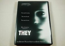 They DVD Laura Regan, Marc Blucas, Ethan Embry, Dagmara Dominczyk, Jay Brazeau