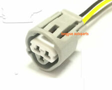 Toyota 3 Pin ECT, CLT Coolant Temp Sensor plug pigtail wire connector