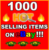 ✅TOP 1000 DropShipping Product List✅For Shopify Aliexpress eBay✅+Suppliers List