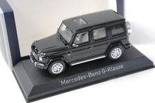 1:43 Norev Mercedes G-Klasse black 2018 NEW bei PREMIUM-MODELCARS