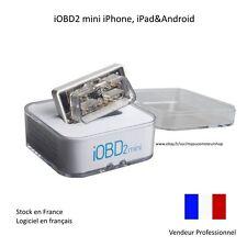 Diagnostique Diag auto IOBD2 XTOOL Android iOS Bluetooth 4.0 OBD2 EOBD VAGCOM