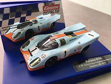 "Carrera Digital 132 30749 Porsche 917k J.W. Automotive Engineering ""No.1"" Gulf"