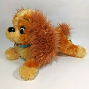 """Disney Parks Lady and the Tramp Spaghetti 10"""" Plush Stuffed Animal- LADY ONLY!"""