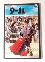 DC Comics 9-11 SEPTEMBER 11th 2001 Vol 2 TPB Alex Ross Cover LN/NM 1st Printing