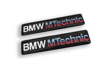 PAIR BMW M5 E60 Wing Fender Grille Emblem Badge Logo Sign 51137898311 Mtech