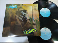 "Picture Traitor + Heavy Metal Ears Spain Edition 1985 - 2 x LP Vinilo 12"" VG/VG"