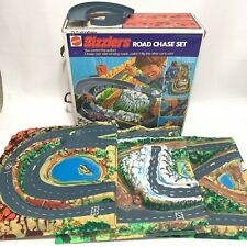 Hot Wheels Sizzlers Road Chase Mattel 1973 Vintage with original box - No Cars