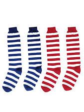 Socken gestreift Fasching Karneval Ringelsocke