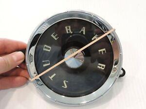 NOS Studebaker Clock Delete - 1940's Commander ? Land Crusier ? 1947 1948 1949 ?