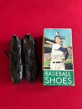 1950's, Joe DiMaggio, Baseball Shoes w/ Original Box (Scarce) New York Yankees
