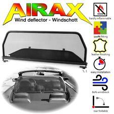 AIRAX Windschott Wind deflector Volvo C70 I Cabriolet convertible Bj.1997- 2005