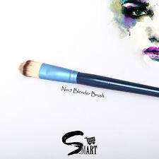 Cosmetic Makeup BLENDER FOUNDATION BRUSH Soft Bristles 3x2x15cm Navy Blue N05