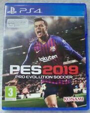Pro Evolution Soccer 2019 (PES) für ps4 Sony Playstation 4 versandkostenfrei
