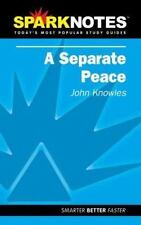 A Separate Peace (SparkNotes Literature Guide) (SparkNotes Literature Guide Se..