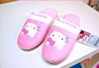 HELLOKITTY House Home Indoor Winter Comfortable Shoes for Women's Pink Color_Ac
