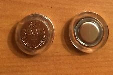 Omega/Pulsar P2/P3 New 357 WATCH BATTERIES & Reusable SPACERS