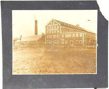 Cabinet Photo ~ Armstrong Leather Mart Building, Salem Massachusetts c1910-20s