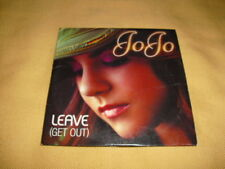 JoJo ‎– Leave (Get Out) CD Single