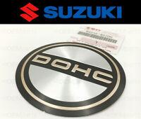 Suzuki Engine Cover DOHC Emblem GS 425/650/750/850/1000/1100 L/GL 1979-1983