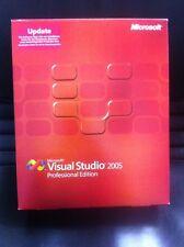 Microsoft Visual Studio 2005 Professional, allemand Update avec TVA-FACTURE