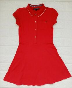 Tommy Hilfiger Polo dress for kids size 140 may fit to 3-6 years old
