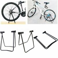 MTB Bike Folding Floor Stand Storage Display Rack Work Repair Bicycle Cycle
