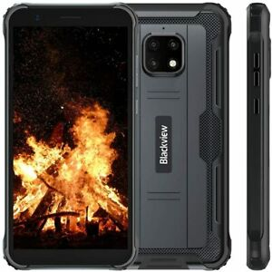 Telefoni Cellulari Blackview BV4900 Pro 4GB+64GB Robusto Smartphone DUAL SIM NFC