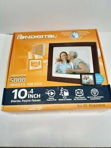 Pandigital PI1056DW 10.4-Inch Digital Picture Frame