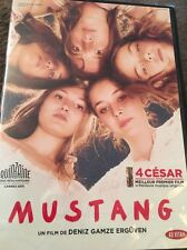 Mustang (Region 2 DVD) French Import FAST SHIPPING Factory Sealed