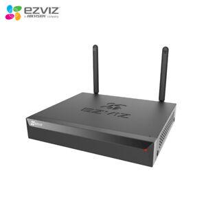 NVR WiFi EZVIZ  8 CANALI 5 MPX PER TELECAMERE IP ONVIF H.265