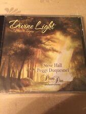 Divine Light Music to Inspire-Piano Duo-CD-New