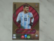 WORLD CUP 2018 LIMITED MESSI