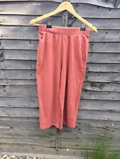 Zara Cropped Trousers Size S