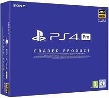 CONSOLE PS4 PLAYSTATION 4 PRO 1TB GRADED RICONDIZIONATO da SONY GARANZIA SONY