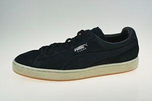 Puma Suede Classic Black 365705 Men's Trainers Size Uk 8.5