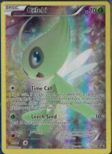Pokemon CELEBI XY111 PROMO BLACK STAR HOLOFOIL MINT CARD