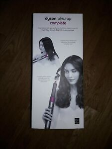 Dyson Airwrap Complete Styler for Multiple Hair Types in Fuchsia Color