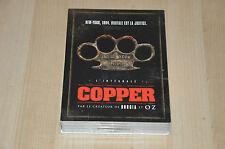 Coffret DVD COPPER - l'intégrale des saisons 1 et 2 - New York 1864