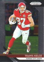 2018 Panini Prizm Football #105 Travis Kelce Kansas City Chiefs