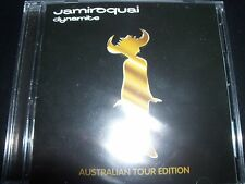 Jamiroquai Dynamite Australian Tour Edition (Australia) 2 CD With Remixes - NEW