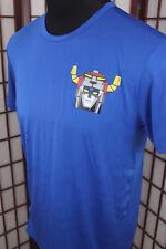 Licensed Voltron Defender of the Universe Sz Xl Blue T Shirt