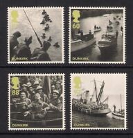 GB 2010 sg3082-5 Britain Alone - Dunkirk - set of 4 MNH