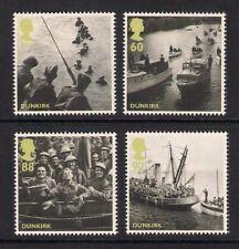 GB 2010 sg3082-5 Britain Alone - Dunkirk - set of 4 MNH