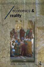 Economics and Reality (Economics as Social Theory) by Tony Lawson