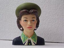 "Cameo Girls Head Vase Eloise 1944 ""Girl Next Door"" MIB  FREE SHIPPING"