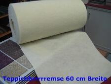 Teppichbremse Carpet-Stop- latexbeschichtet 60 cm breit x Wunschlänge in lfd. m.