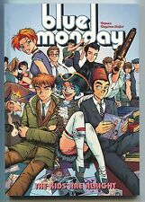 Blue Monday The Kids Are All Right 1 TPB GN Oni 2000 NM 1 2 3